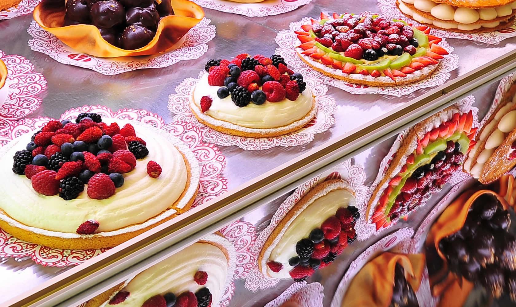 La freschezza. Solo frutta freschissima, ingredienti di prima qualità e  ricerca costante dell\u0027eccellenza.